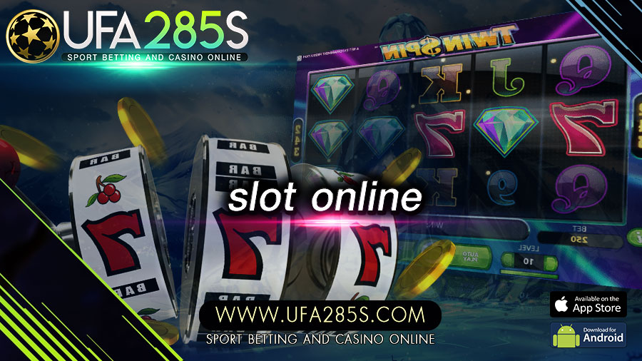 slot online เทคนิคการเล่นสล็อตออนไลน์ กับเรทเงินที่ปรับได้